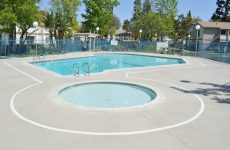 Pool Deck Coatings Las Vegas   Premium Overlays