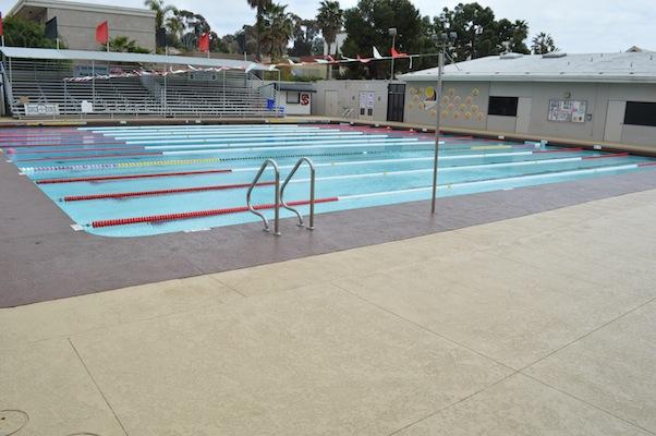 commercial pool deck las vegas