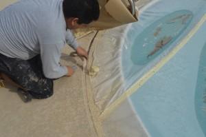 las vegas pool deck repair