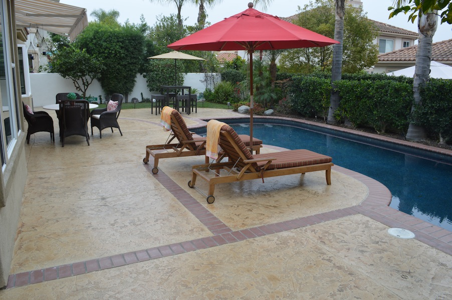 Las Vegas Pool Deck Resurfacing